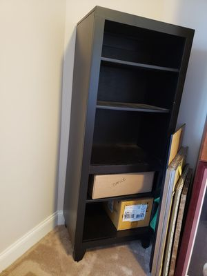 Media cabinet, stereo, TV components. or book shelf for Sale in North Ridgeville, OH