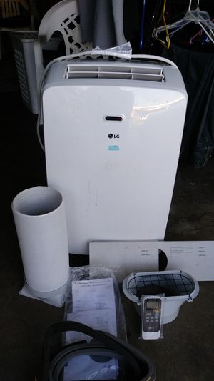 LG portable AC unit brand new for Sale in Redlands, CA