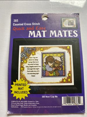 Counted cross stitch lot of 5 for Sale in Victoria, TX