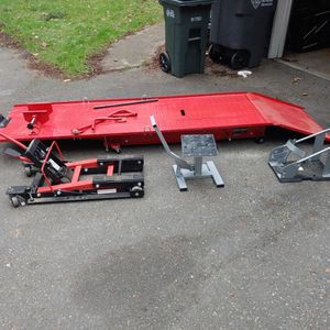 Motorcycle Lifts for Sale in Gig Harbor, WA