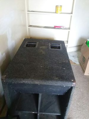 Bass speaker for Sale in Waterbury, CT