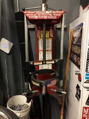 Brannick spring compressor for Sale in Las Vegas, NV