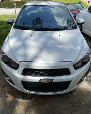 2012 Chevy Sonic LT for Sale in Atlanta, GA