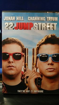 22 Jump Street DVD for Sale in Tracy,  CA