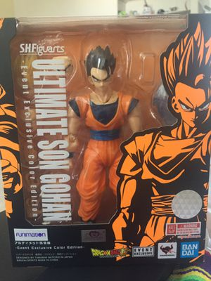 NEW ULTIMATE MYSTIC GOHAN TAMASHI NATIONS FIGURARTS COLLECTIBLE ACTION FIGURE SDCC19 exclusive comic con for Sale in San Diego, CA