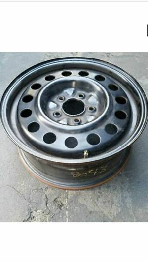 2002 Chevrolet Impala factory steel rims for Sale in Fresno, CA