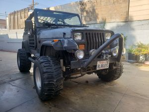 Jeep Wrangler YJ for Sale in Los Angeles, CA
