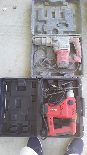 Bauer hammer drill for Sale in Lake Charles, LA
