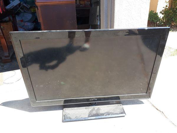 FREE Sceptre TV