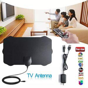 120 Miles TV Antena 1080P Digital HDTV Indoor TV Antenna With Amplifier Signal Booster Radius Surf Fox HD Mini Antennas Aerial for Sale in Bethesda, MD