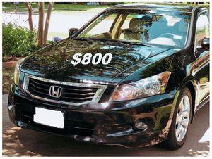 $8OO🔥 Very nice 🔥 2OO9 Honda accord sedan Run and drive very smooth!!! for Sale in Miami, FL