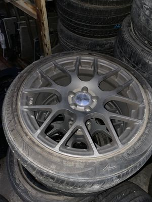 Pair of TSW Sport Rims Size 215/45/r17 for Sale in Los Angeles, CA