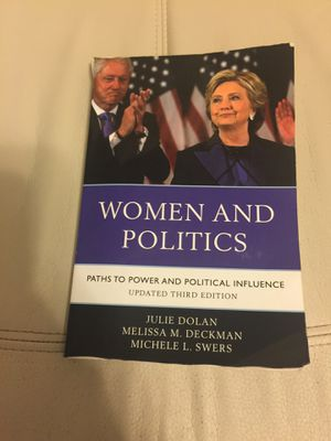 Women and Politics Textbook for Sale in Falls Church, VA