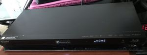 Sony DISC/DVD 3D Blu-Ray Player BPD-BZ57 for Sale in Glenarden, MD