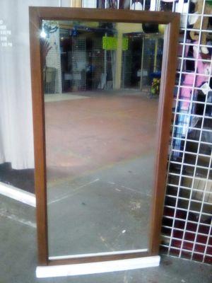 Sale mirror color brown hanging floor 60x30 for Sale in Los Angeles, CA