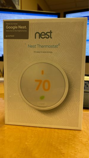 Never opened Nest Thermostat for Sale in Los Angeles, CA