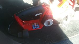 """Homelite electric chain saw 14"""" blade. Oil cooled works well. I only used it once but don't need it anymore. for Sale in Henderson, NV"""