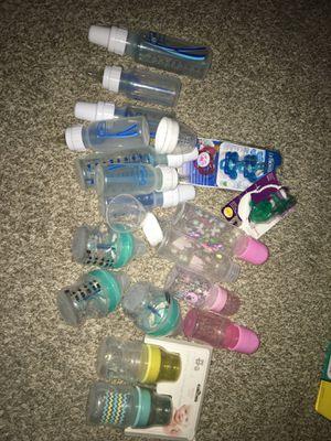 Bag full of babybottles for Sale in Phoenix, AZ