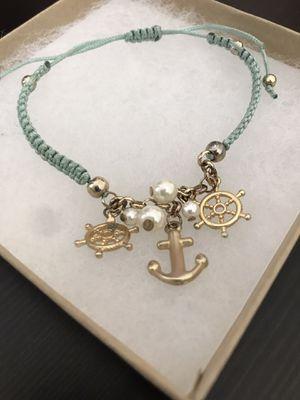 Nautical Adjustable Bracelet for Sale in Lisle, IL