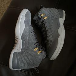 Jordan Retro 12 Grey Size 10 Like New for Sale in Seattle,  WA