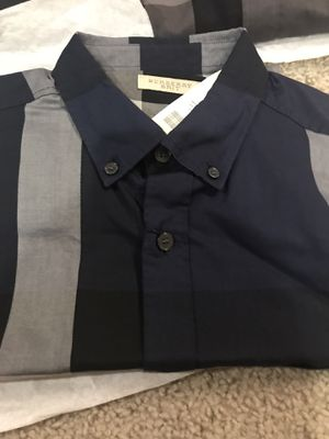 Burberry long shirt for Sale in Henderson, CO