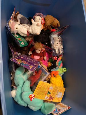 Beanie babies for Sale in Portland, OR