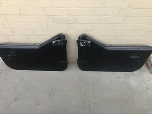 Jeep YJ half doors best offer for Sale in Riverside, CA