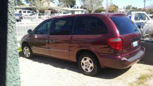Dodge grand caravan 2002 for Sale in North Las Vegas, NV
