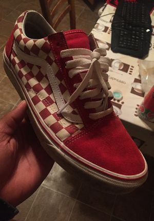 Vans shoes good condition in style for Sale in Buffalo, NY