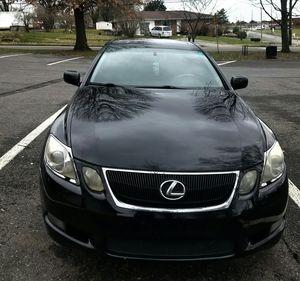 06 lexus gs 300 black on black for Sale in Morristown, TN