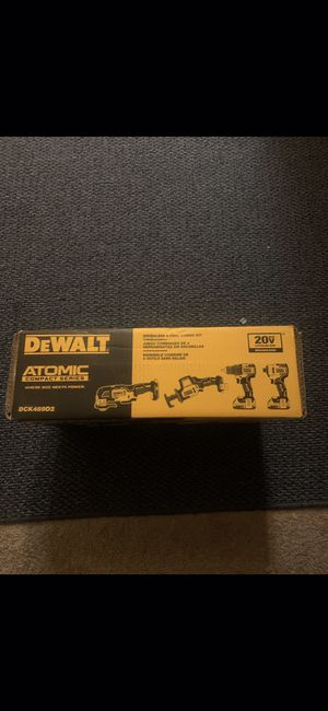 Brand new dewalt kit for Sale in Silver Spring, MD