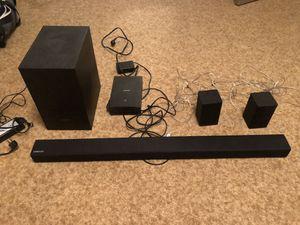 Samsung surround sound system for Sale in Vassar, MI