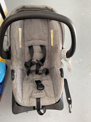 Gentle used Urbini Infant car seat for Sale in Fairburn, GA