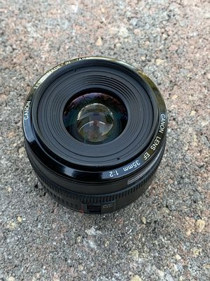 Canon 35mm 2.0 Lens for Sale in Clermont, FL