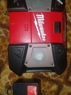 Milwaukee m12 Radio for Sale in Port Orchard,  WA