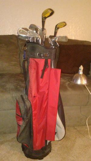 Set of golf clubs for Sale in Dallas, TX