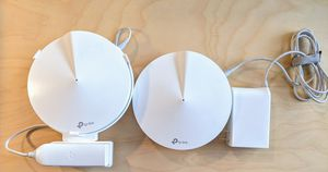 tp-link Deco M9 Plus :: AC2200 :: Tri-Band Mesh Wireless WiFi for Sale in Upland, CA