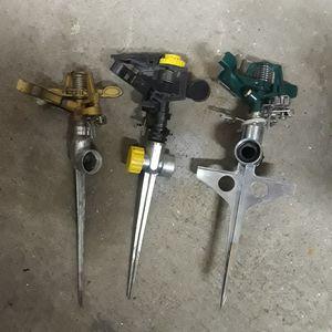 Orbital water sprinklers, (3) for Sale in Lenoir, NC