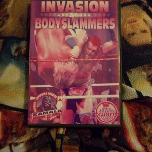 Wwf Invasion Of The Bodyslammers Dvd for Sale in Chicago, IL