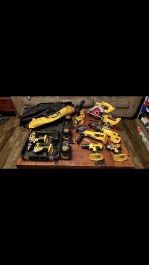 Dewalt power tools for Sale in National City, CA