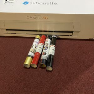 """Silhouette Cameo Pro 24"""" Bluetooth for Sale in Newark, NJ"""