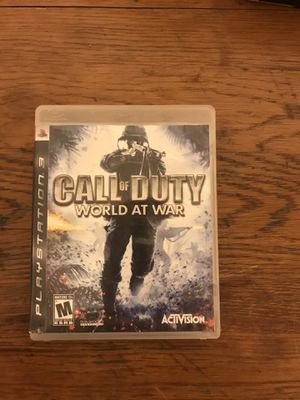 Call of Duty World at War for Sale in Columbia, TN