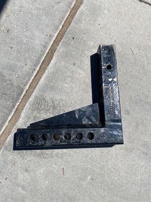 "Hitch Shank 6"" drop/10"" rise - 12"" length Equalizer Brand for Sale in Goodyear, AZ"