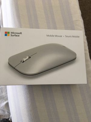 Wireless Mobile Mouse Microsoft for Sale in Chambersburg, PA