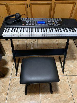 rock jam keyboard for Sale in Pasadena, TX