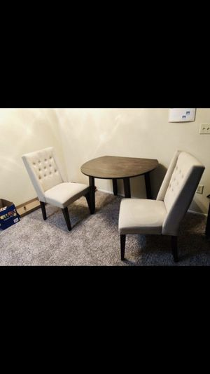 Chairs and Table for Sale in San Diego, CA
