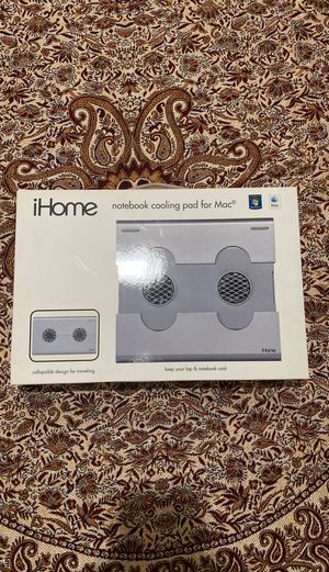 IHome Notebook Cooling Pad for Sale in Escondido, CA