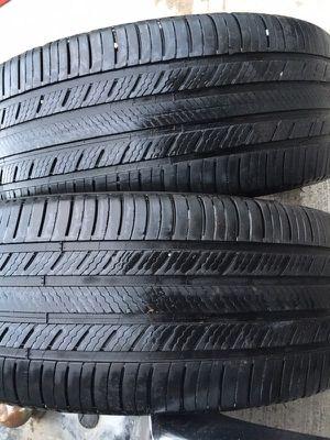 Michelin (2) 225-45-18 80% G37 bmw , 350Z mercedez for Sale in San Diego, CA