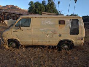 1977 Dodge tradesman B200 van for Sale in Riverside, CA