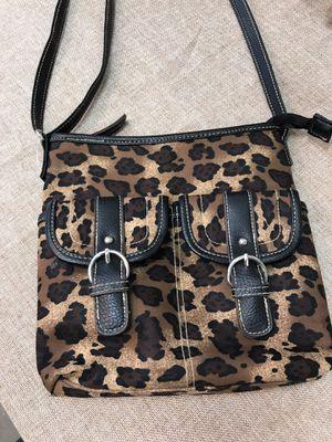 Cheetah Print Messenger Bag for Sale in Williamston, SC